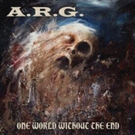 【送料無料】 A.r.g. / One World Without The End 【LP】