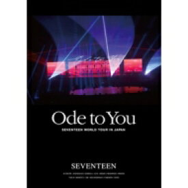 SEVENTEEN / 《ハイタッチ会エントリーカード付き》SEVENTEEN WORLD TOUR 'ODE TO YOU' IN JAPAN 【Loppi・HMV限定/通常盤】(DVD) 【DVD】