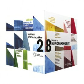 【送料無料】 ベルリン・フィルハーモニー管弦楽団/ヨーロッパ・コンサート 1991〜2018(28BD) 【BLU-RAY DISC】