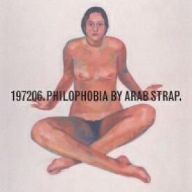 【送料無料】 Arab Strap / Philophobia 【LP】