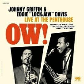 【送料無料】 Johnny Griffin / Eddie Lockjaw Davis / Ow! Live At The Penthouse【2019 RECORD STORE DAY BLACK FRIDAY 限定盤】 (180グラム重量盤レコード) 【LP】