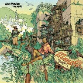 【送料無料】 Wolf Parade / Thin Mind 【LP】