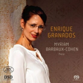 【送料無料】 Granados グラナドス / Piano Works: Myriam Barbaux-cohen 輸入盤 【SACD】