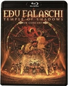 Edu Falaschi / Temple of Shadows in Concert (Blu-ray) 【BLU-RAY DISC】