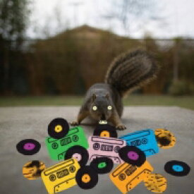 Evidence (Dance) / Squirrel Tape Instrumentals Vol.1 (カラーヴァイナル仕様 / アナログレコード) 【LP】