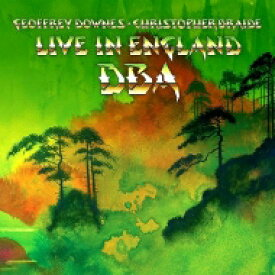 Downes Braide Association / Live In England 【LP】