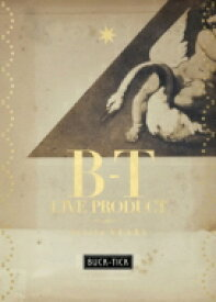 【送料無料】 BUCK-TICK バクチク / B-T LIVE PRODUCT Ariola YEARS- 【完全生産限定盤】 【BLU-RAY DISC】