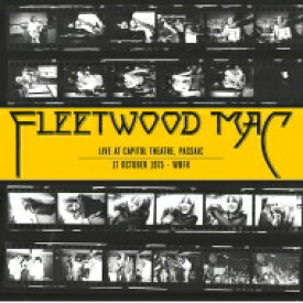 Fleetwood Mac フリートウッドマック / Capitol Theatre. Passaic. 17.10.75 - Wbf 【LP】