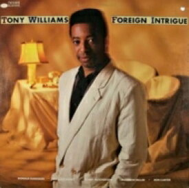 Tony Williams トニーウィリアムズ / Foreign Intrigue (180g重量盤レコード / Drummer Leader VINYLS) 【LP】