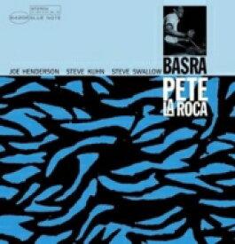 Pete Laroca / Basra (180グラム重量盤レコード / Drummer Leader VINYLS) 【LP】