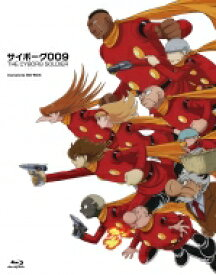 【送料無料】 「サイボーグ009 THE CYBORG SOLDIER」Complete BD-BOX 【BLU-RAY DISC】