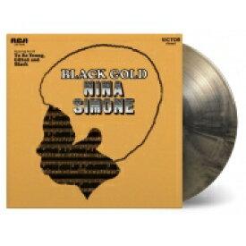 Nina Simone ニーナシモン / Black Gold (カラーヴァイナル仕様 / 180グラム重量盤レコード / Music On Vinyl) 【LP】