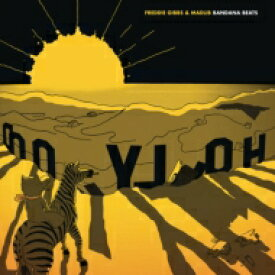 Freddie Gibbs / Madlib / Bandana Beats (Instrumental) (140g) 【LP】
