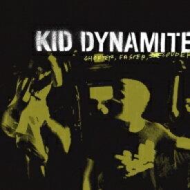 Kid Dynamite / Shorter Faster Louder (クリアヴァイナル仕様 / アナログレコード) 【LP】