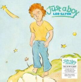 【送料無料】 Leo Sayer / Just A Boy (カラーヴァイナル仕様 / アナログレコード) 【LP】