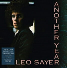 【送料無料】 Leo Sayer / Another Year (カラーヴァイナル仕様 / アナログレコード) 【LP】