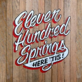 Eleven Hundred Springs / Here Is 【LP】