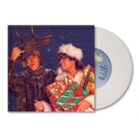 "Wham! ワム / Last Christmas (ホワイトヴァイナル仕様 / 7インチシングル) 【7""""Single】"