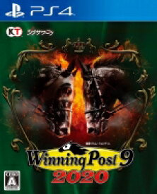 【送料無料】 Game Soft (PlayStation 4) / 【PS4】Winning Post 9 2020 【GAME】