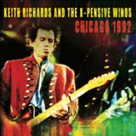 【送料無料】 Keith Richards / X-pensive Winos / Chicago 1992 輸入盤 【CD】