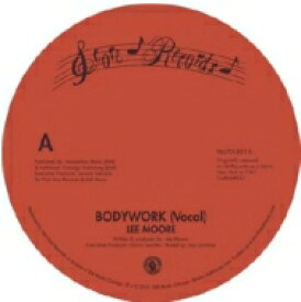 Lee Moore (Dance) / Bodywork (12インチシングルレコード) 【12in】