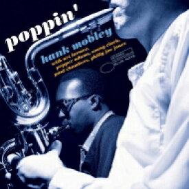 【送料無料】 Hank Mobley ハンクモブレー / Poppin (180グラム重量盤レコード / Tone Poets) 【LP】