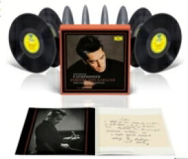 【送料無料】 Beethoven ベートーヴェン / 交響曲全集(1960年代録音) カラヤン&ベルリン・フィル (8枚組アナログレコード) 【LP】