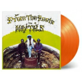 Maytals / From The Roots (Coloured Vinyl)(180g) 【LP】