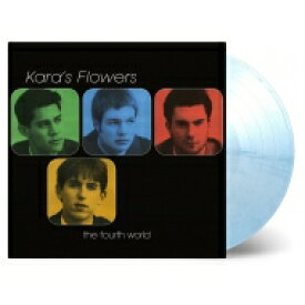 Karas Flowers / Fourth World (カラーヴァイナル仕様 / 180グラム重量盤レコード / Music On Vinyl) 【LP】
