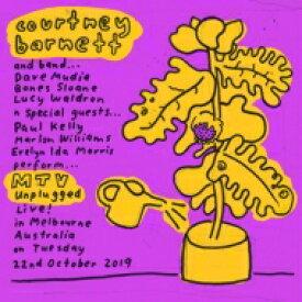 【送料無料】 Courtney Barnett / Mtv Unplugged Live In Melbourne 輸入盤 【CD】