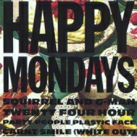【送料無料】 Happy Mondays ハッピーマンデーズ / Squirrel And G-man Twenty Four Hour Party People Plastic Face Carnt Smile (White Out)(180グラム重量盤レコード) 【LP】