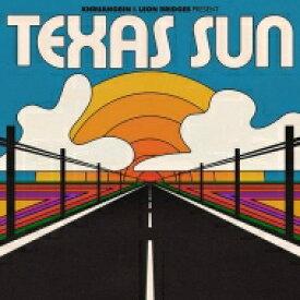 Khruangbin / Leon Bridges / Texas Sun 【12in】