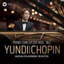 Chopin ショパン / ピアノ協奏曲第1番、第2番 ユンディ・リ、ワルシャワ・フィル 輸入盤 【CD】