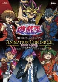 TVアニメ『遊☆戯☆王』シリーズ OP&ED ANIMATION CHRONICLE 【2000〜2019】 【DVD】