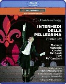 『ペレグリーナ』の幕間劇 ヴィッラ演出、フェデリコ・マリア・サルデッリ&モード・アンティコ、リチェルカーレ・アンサンブル、他 【BLU-RAY DISC】