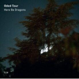 Oded Tzur / Here Be Dragons (180グラム重量盤レコード / ECM) 【LP】