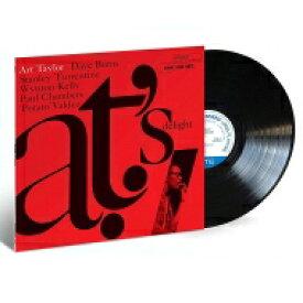 Art Taylor (Arthur) アートテイラー / At's Delight (180グラム重量盤レコード / Drummer Leader VINYLS) 【LP】