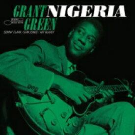 【送料無料】 Grant Green グラントグリーン / Nigeria (180グラム重量盤レコード / Tone Poets) 【LP】