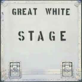 【送料無料】 Great White グレートホワイト / Stage 【LP】
