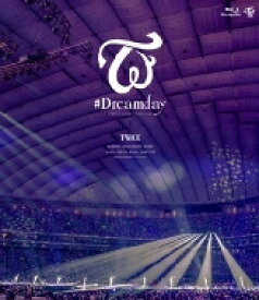"【送料無料】 TWICE / TWICE DOME TOUR 2019 ""#Dreamday"" in TOKYO DOME 【通常盤】(Blu-ray) 【BLU-RAY DISC】"