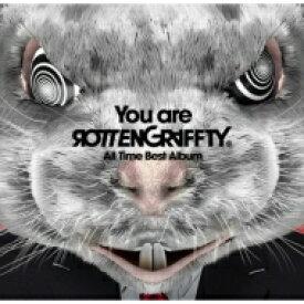 【送料無料】 Rotten Grafitti ロットングラフティー / You are ROTTENGRAFFTY 【CD】
