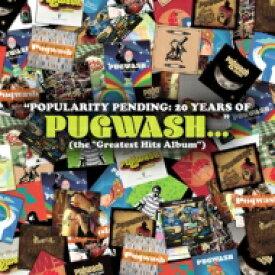 "Pugwash / Popularity Pending: 20 Years Of Pugwash...(The ""Greatest Hits Album"") 【CD】"