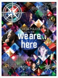 【送料無料】 内田真礼 / UCHIDA MAAYA Zepp Tour 2019「we are here」 (Blu-ray) 【BLU-RAY DISC】