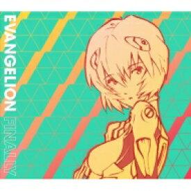【送料無料】 Evangelion / EVANGELION FINALLY ムビチケカード付き数量限定・期間限定盤 (仮) 【CD】