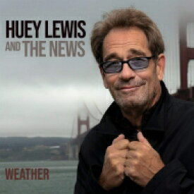 Huey Lewis&The News ヒューイルイス&ザニュース / Weather 【LP】