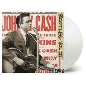 【送料無料】 Johnny Cash ジョニーキャッシュ / Bootleg 3: Live Around The World (カラーヴァイナル仕様 / 3枚組 / 180グラム重量盤レコード / Music On Vinyl) 【LP】