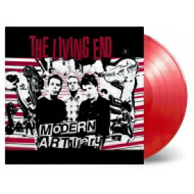 Living End リビングエンド / Modern Artillery (カラーヴァイナル仕様 / 180グラム重量盤レコード / Music On Vinyl) 【LP】