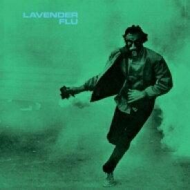 Lavender Flu / Barbarian Dust 【LP】
