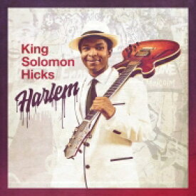 【送料無料】 King Solomon Hicks / Harlem (Red Vinyl) 【LP】