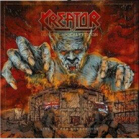 【送料無料】 Kreator クリエイター / London Apocalypticon - Live At The Roundhouse 【LP】